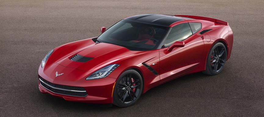 Тюнинг Chevrolet Corvette должен процветать!