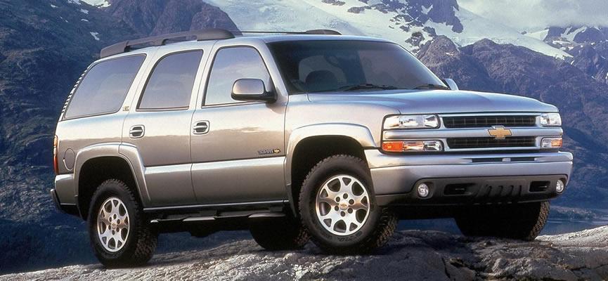Тюнинг автомобилей Chevrolet Tahoe по выгодной цене