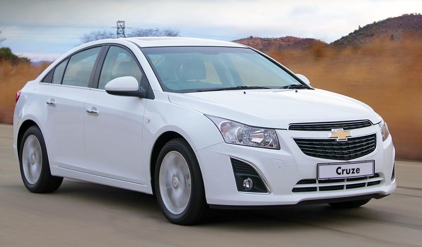 Тюнинг автомобилей Chevrolet Cruze