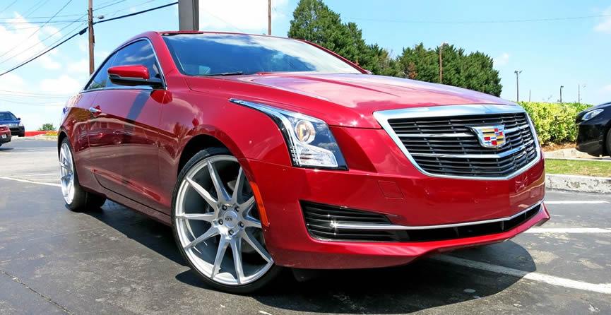Тюнинг Cadillac ATS