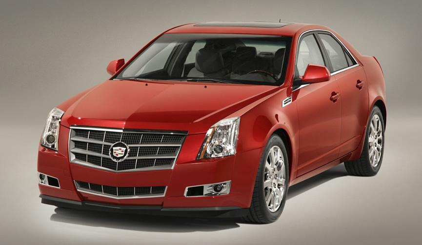 Тюнинг и сервис автомобиля Cadillac BLS