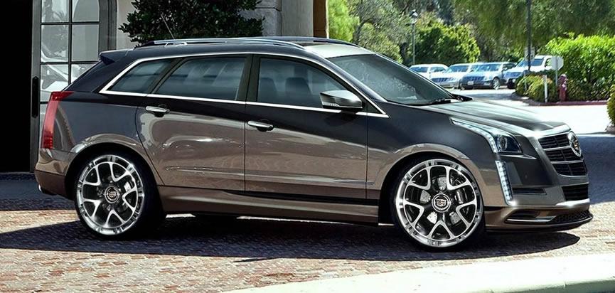 Тюнинг Cadillac SRX в Москве по выгодной цене